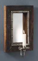 Mirror Sconce Recycled
